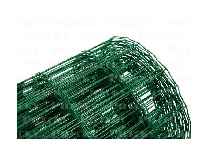 Svařovaná síť PILONET HEAVY 1200/50x50/25m - zelená