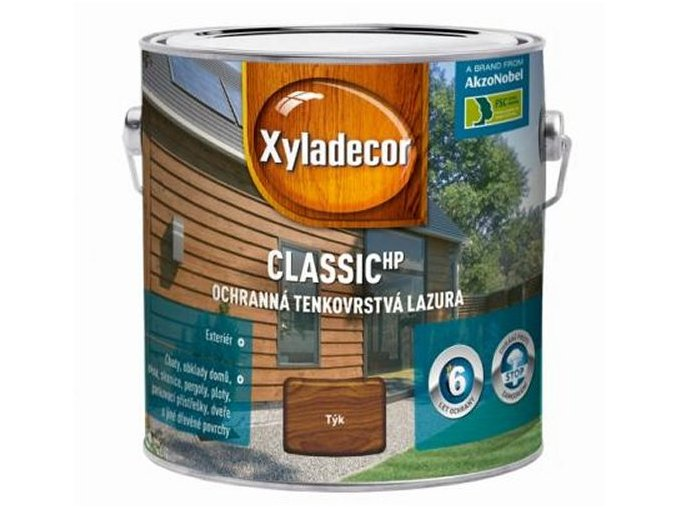Xyladecor Classic HP 2,5 l
