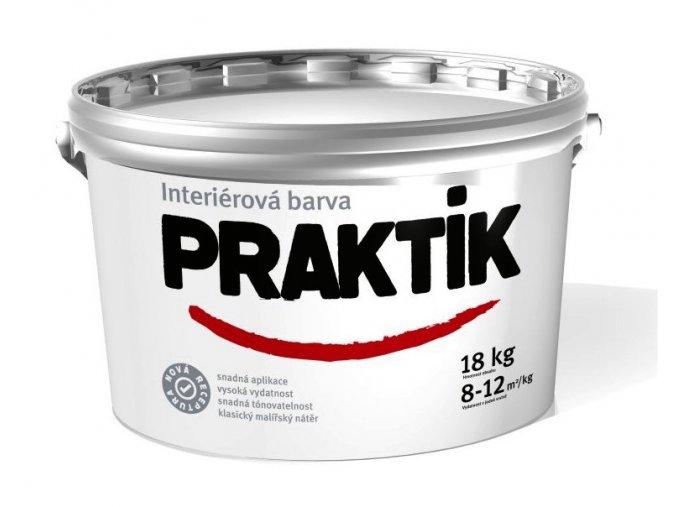 Interiérová barva Praktik