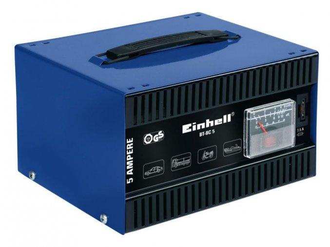 Nabíječka baterií BT-BC 5 Einhell Blue