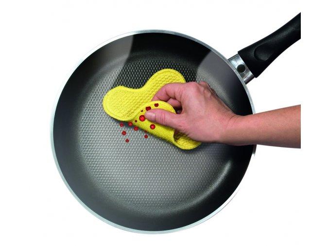 Hadřík na mytí nádobí TRIO PAD