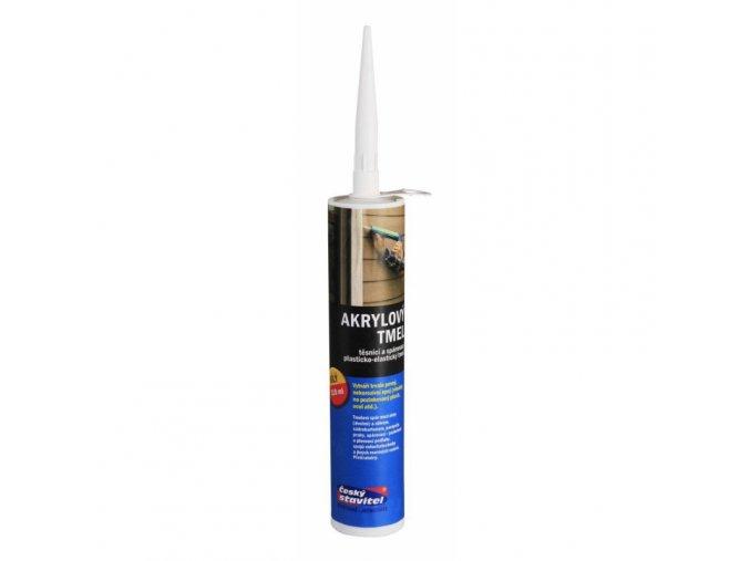 Akrylový tmel bílý ČS - 310 ml