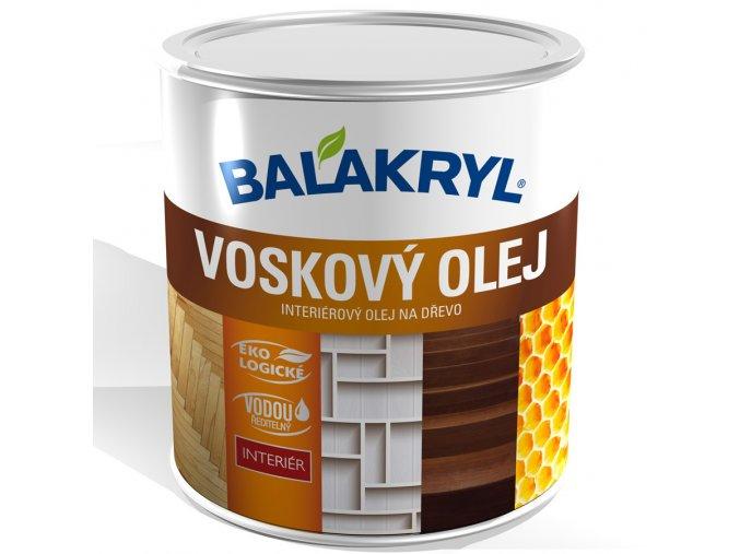 Balakryl VOSKOVÝ OLEJ - 0,75l