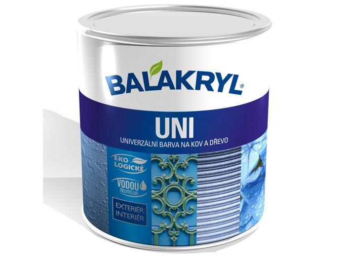 Balakryl Uni MAT 0,7 kg + 20% zdarma