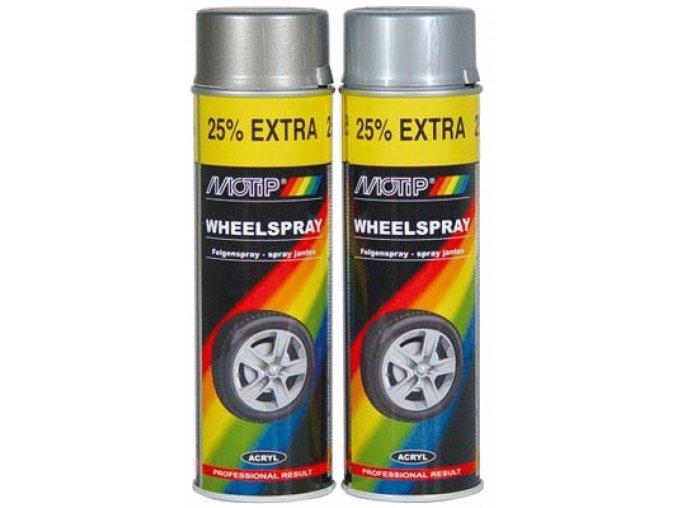 MOTIP sprej na disky kol - 500 ml