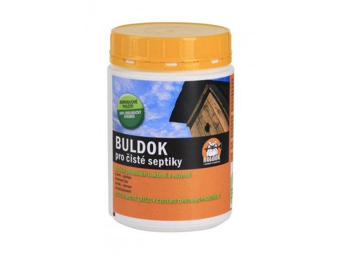 BULDOK Pro čisté septiky - 1kg