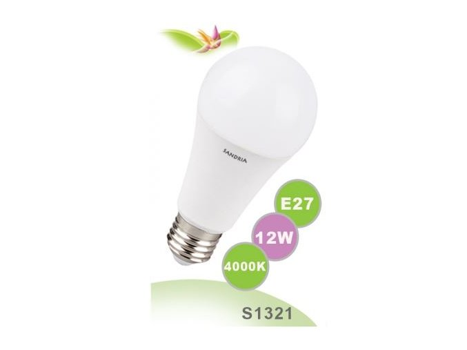 LED žárovka Sandy LED S1321 E27 12 W - 1055 lm