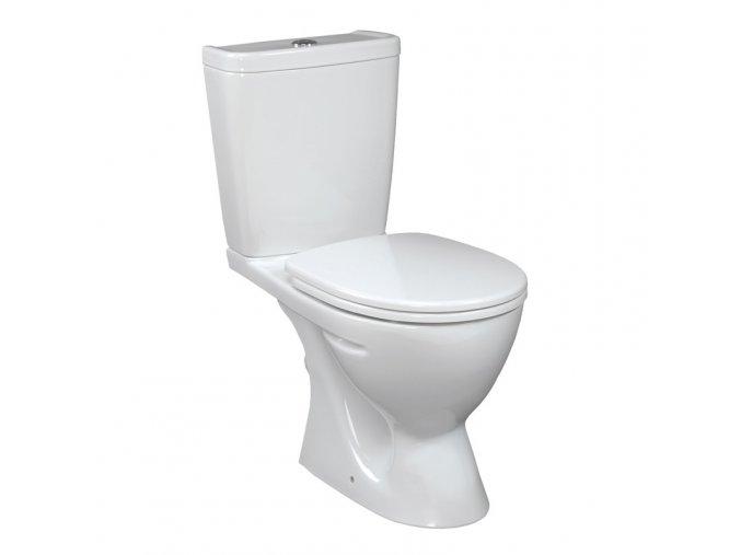 WC kombi se spodním odpadem VS740