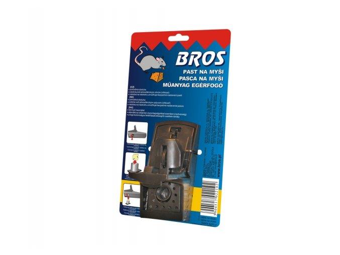 Pastička BROS - plastová, malá myš