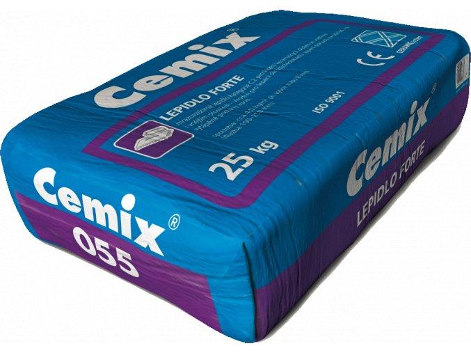 CEMIX 055 - flexibilní lepidlo 25kg