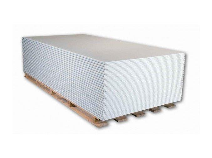 Sádrokartonová deska GKB - 12,5 mm - bílá 2000 x 1250