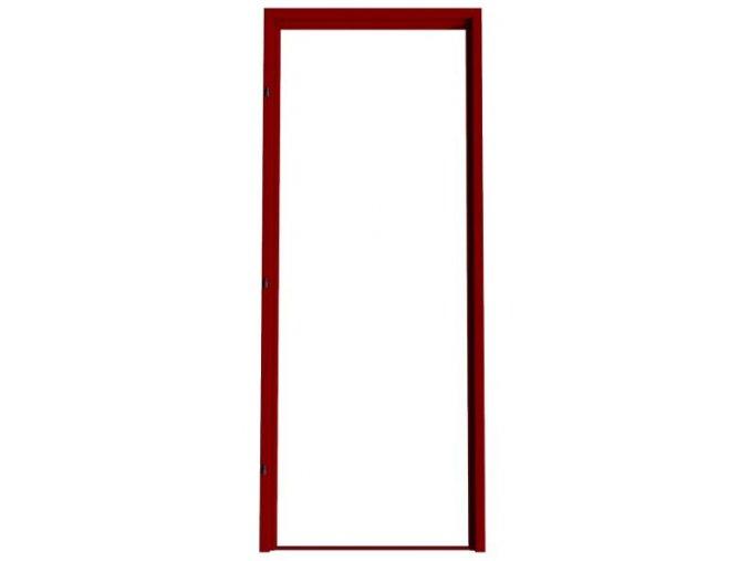 Ocelová zárubeň - šířka/profil/strana - 700/95/L