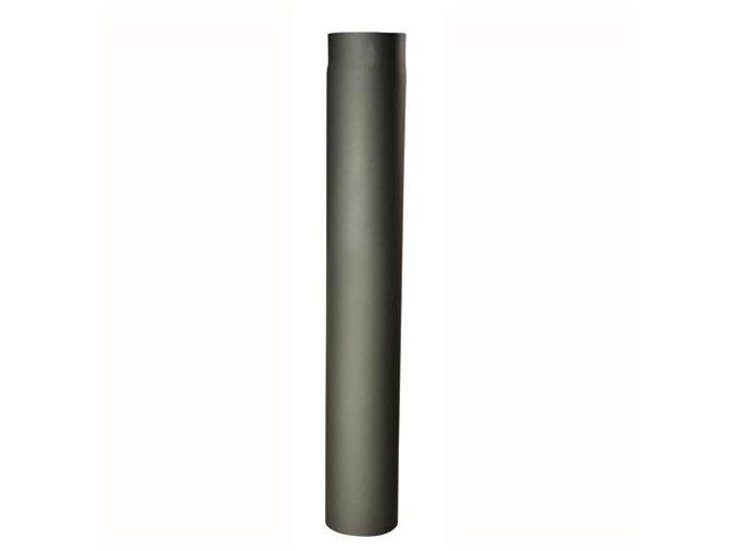 roura kouřová 130mm/1000 t.1,5mm ANTR.