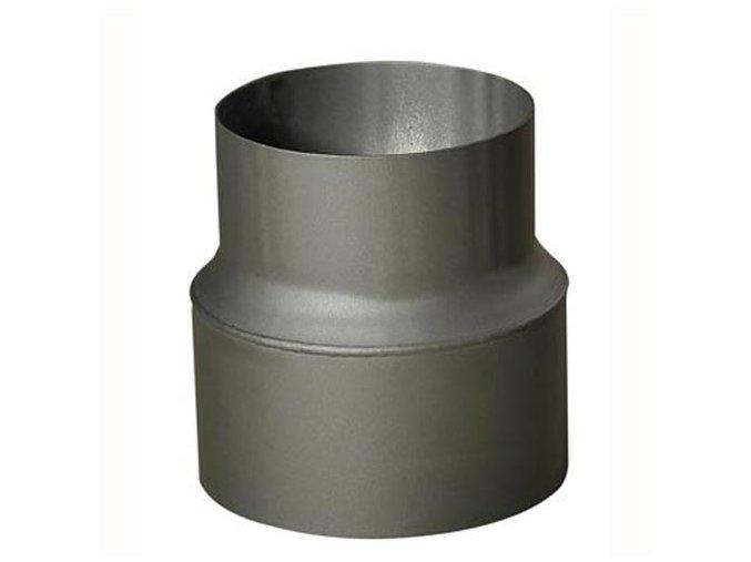 redukce trubková 180/160mm (d.160mm) t.1,5mm ANTR.