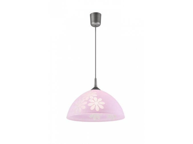 Kuchyňské lustr Lamkur LM 1.40.2 -fialová