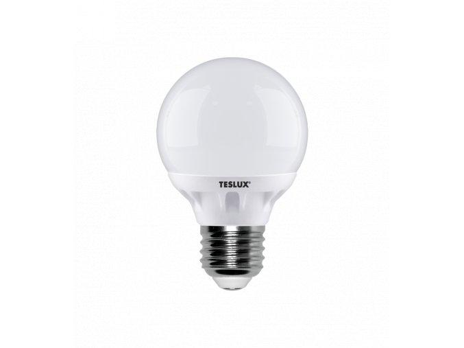 LED žárovka TESLUX - E27, 5,5 W, 475 lm
