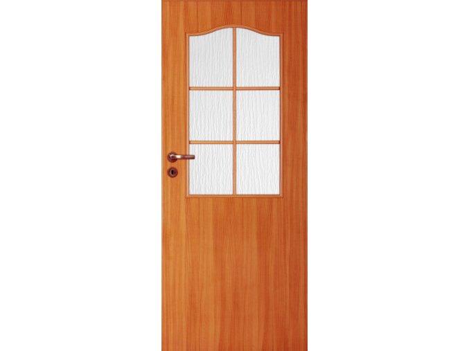 Interiérové dveře LACK 30s - Calvados (orientace Levá, šířka křídla 60cm)