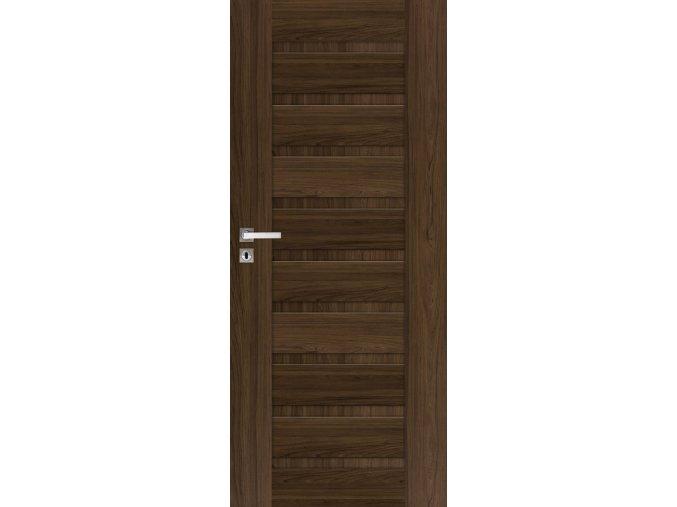 Interiérové dveře INGE - Jilm (orientace Levá, šířka křídla 60cm)