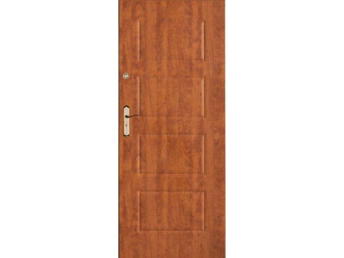 Vnitřní vchodové dveře do bytu - ENTER 2 (orientace Levá, šířka křídla 100cm)