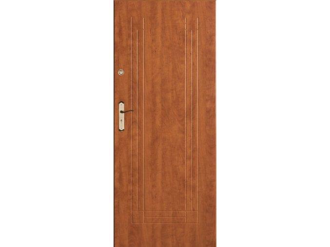 Vnitřní vchodové dveře do bytu - ENTER 4 (orientace Levá, šířka křídla 100cm)