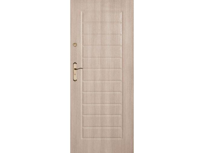 Vnitřní vchodové dveře do bytu - ENTER 18 (orientace Levá, šířka křídla 100cm)