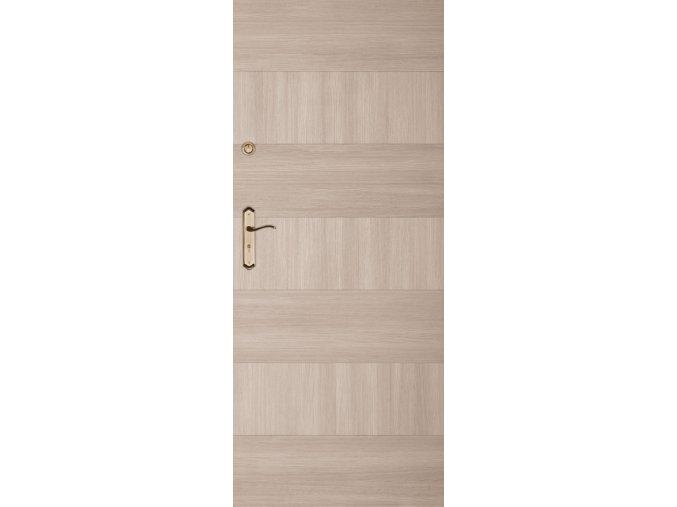 Vnitřní vchodové dveře do bytu - ENTER 19 (orientace Levá, šířka křídla 100cm)