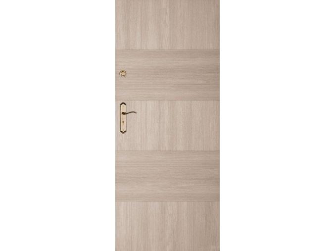 Vnitřní vchodové dveře do bytu - ENTER 20 (orientace Levá, šířka křídla 100cm)