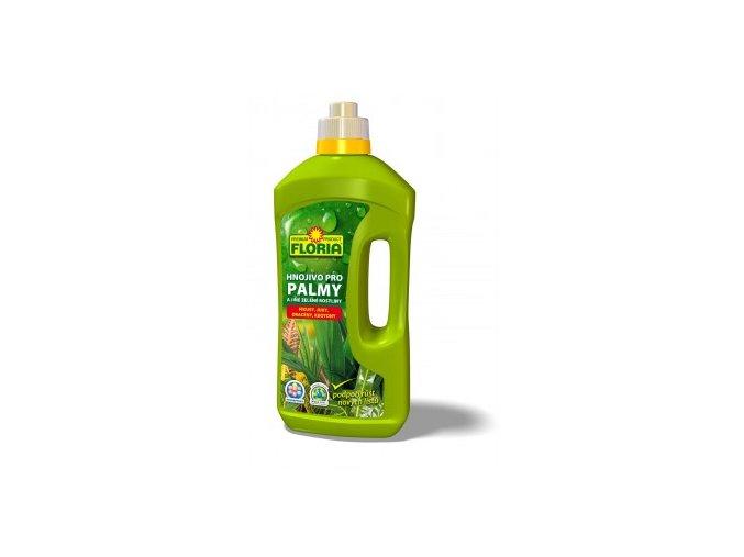 FLORIA Kapalné hnojivo pro palmy a zelené rostliny 1 l