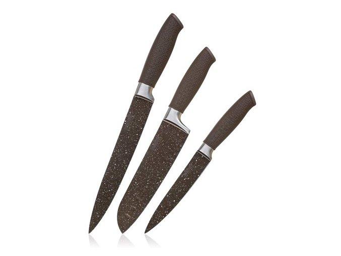 BANQUET Sada nožů PREMIUM DB 3ks