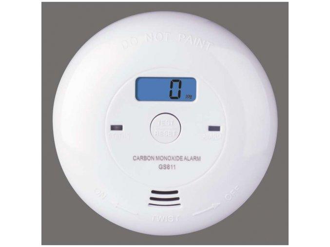 Detektor oxidu uhelnatého v místnosti P56401