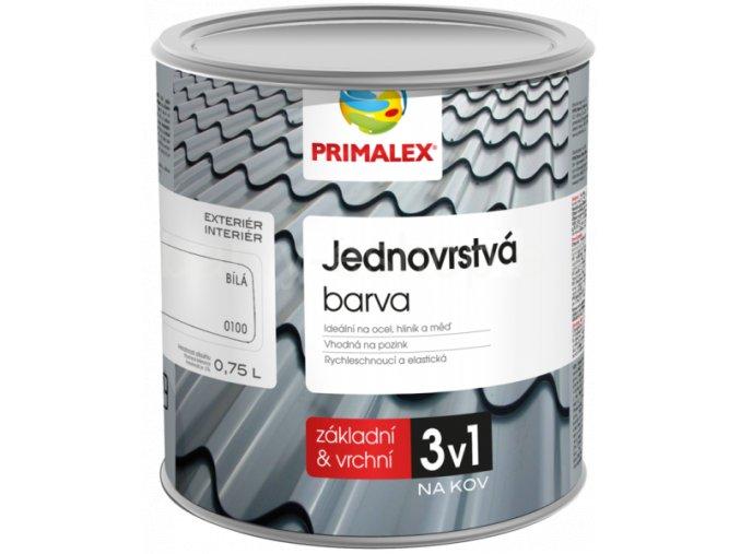 PRIMALEX 3v1 synt kov 0100 bílá (2.5l) N