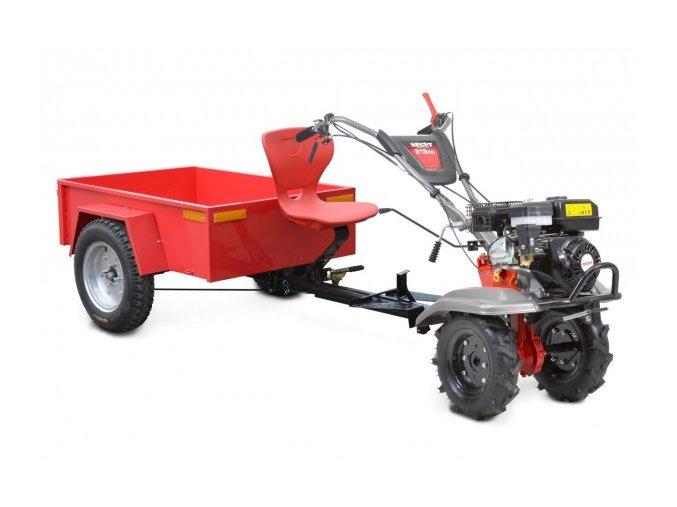 HECHT 7970 SET - kultivátor s příslušenstvím