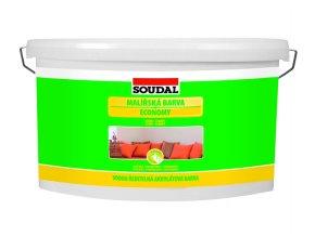 Malířská barva SOUDAL Economy - 15 kg