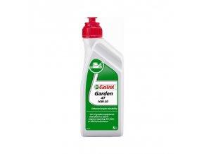 Motorový olej CASTROL Garden 4T 10W-30 - 1l