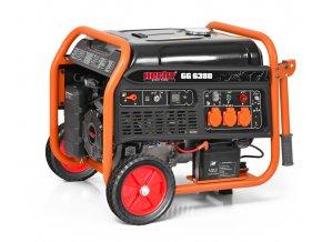 HECHT GG 6380 - benzínová elektrocentrála