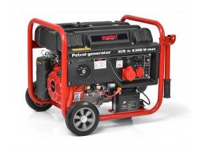 HECHT GG 7300 - benzínová elektrocentrála