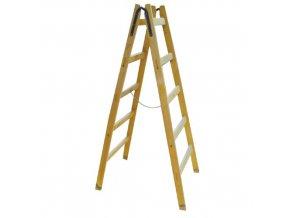 štafle malířské 10 př. 3,4m dřevěné
