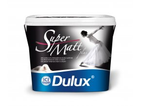 Dulux Super Matt Plus - 3l (4,5 kg)