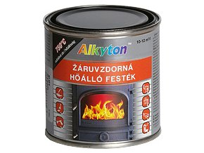 Žáruvzdorná barva Alkyton - 250 ml