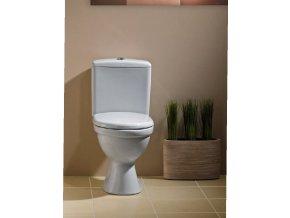 WC kombi se zadním odpadem MERIDA + sedátko ZDARMA