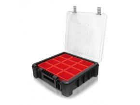 Box plastový s organizérem HD