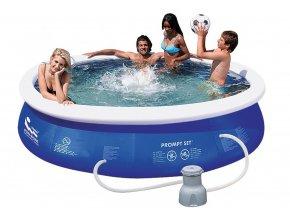 Bazén velký 3,00 x 0,76 m - s filtrací