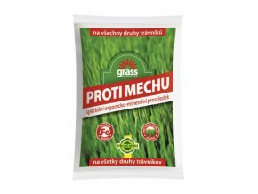 FORESTINA Grass Přípravek proti mechu 5kg