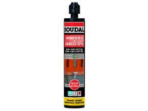 SOUDAFIX VE-SF - chemická kotva 280 ml