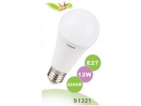 LED žárovka 1321 - E27, 12 W - 1055 lm
