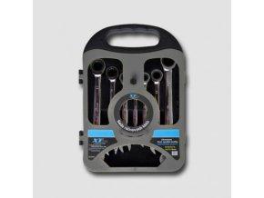 XTline Sada ráčnových klíčů 8-19,72 zubů