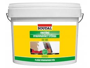 SOUDAL - vnitřní vyrovnávací stěrka - 7,0 kg