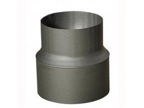 redukce trubková 130/120mm (d.160mm) t.1,5mm ANTR.