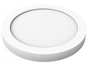 LED svítidlo TESLUX - kulaté - bílé - 3000K