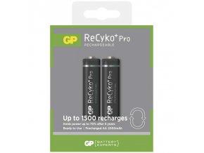 Nabíjecí baterie GP ReCyko+ Pro Professional HR6 (AA), krab.